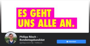 Philipp Rösch Facebook