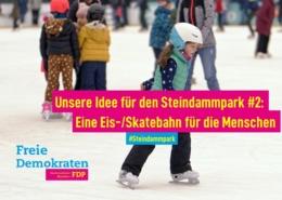 (Eis-)Skatebahn